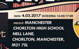 4 marca 2017 odbędzie się wycieczka do Manchesteru na spektakl teatru Form Art z Łodzi