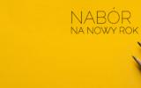 Nabór na Nowy Rok Szkolny 2018/2019