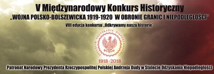 """""""Wojna polsko-bolszewicka 1919-1920 w obronie granic i niepodległości"""""""